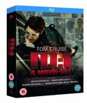 Mission Impossible 1-4 on Blu-Ray from Amazon UK - Approx $29 Delivered
