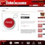 Coke Yoyo for 50 Tokens Coke Unleashed