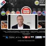Domino's 3 Traditional/Chef's Best/Value Pizzas + Garlic Bread + Coke $19.95 Pickup