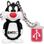 EMTEC Looney Tunes Sylvester 4GB Flash Drive $4.97 @ DSE (Click & Collect Available)