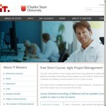Free Short Course: Agile Project Management