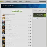 [GOG] Rebellion Weekend Promo, Empire Earth for $2.39, Empire Earth II for $3.99 (Gold Editions)