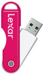Lexar 16GB Twist Turn USB Drives - $5 at Big W Online (Plus $9 Delivery or Click and Collect)