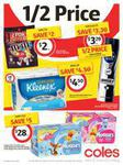 Compare Liquorland - BWS - Coles - Woolworths Specials Starts 13th August