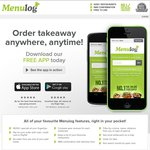 MENULOG 10% off Your App Order with Code TRAVEL