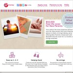 Virgin Money Life Insurance $50,000 Free Life Cover for New Parents for 12 Months