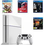 Sony PS4 500GB w/DriveClub, The Last of Us Remastered, Little Big Planet 3 & Minecraft $509.15 Delivered @ Dick Smith eBay Store