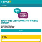 Hoyts Movie Tickets - $15 for 1 Adult and 1 Child (if You Are with Optus or Already a Member)