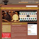 Free Shipping for All Australian Based Customers This Weekend @ Coffee Capsule Delights