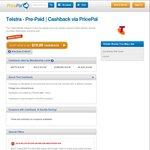 Telstra $30 Starter Kits $5 (after $10 Cashback) @ PricePal