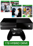 1TB Xbox One ELITE with Hybrid Drive, FIFA 16, 2 Tomb Raider Games & Halo 5 $598 @ EB Games