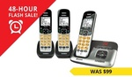 Uniden DECT 3236+2 Bluetooth Digital Cordless Phone $69 + $9.95 Shipping (with Coupon) Via Groupon (New Users)