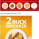 IKEA July $5 Meals Mon-Friday from 5pm and $2 Breakfasts on Saturdays 8am to 10:30 (WA/National?)
