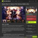 Bundlestars - Saints Row IV: Game of the Century Edition (OZ edition) US$3.99 (~AU$5.60)