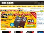 20% off iTunes @ Dick Smith