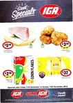 Corn Flakes 725g $2.99, Gold Circle Juice Drinks $1.79, Fantastic Crackers $0.95, Zafarelli Pasta $0.95 + More @ Supa IGA