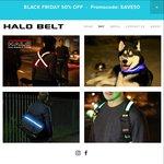 50% off Halo Belt (LED Safety Belt) - Black Friday Sale