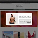 Calvin Klein Online Store: Extra 48% off for 48 Hours