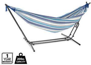 double hammock and stand   aldi 24 12  59 99   ozbargain  rh   ozbargain   au