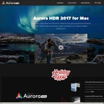 Aurora HDR 2017 for Mac + Bonuses Was $240 Now $119 ($107.10) after Coupon Code