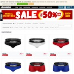 Aussiebum Annual Stocktake Sale up to 60% off (Free Shipping Australia)