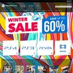 Playstation Store Winter Sale [AU]