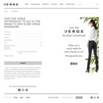 Win a $1,000 Wardrobe from Verge