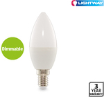 ALDI Special Buys 07/10 Assorted 5.5w Dimmable LED Bulbs $5.99ea