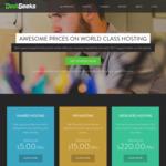 Black Friday Deals - Web Hosting Starting at $0.99 for 3 Months @ Dedigeeks Australia