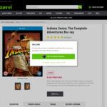 [Blu-Ray][Region Free] Indiana Jones: The Complete Adventures £11.99 (+£0.99 delivery) (~AU$23) @ ZAVVI UK
