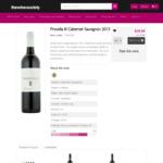 Procella '111' Hilltops Cabernet Sauvignon 2015 95pts Halliday, 96pts Keys/Kim Buy 12 Get 12 Free = $17.50 Bottle Delivered