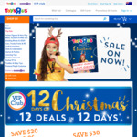 Free $10 to Spend in Store (Min Spend $10) @ Toys R Us [VIP Club Members]