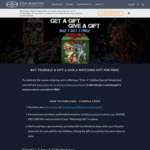 2-for-1 Gift - Stan Winston School of Character Arts