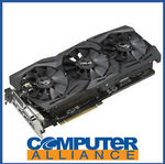 ASUS GTX1070TI 8GB Pcie Video Card ROG STRIX $599.10 Shipped from Computer Alliance eBay
