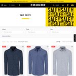 Connor Shirts from $19.99 and Polos from $12.99