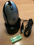 Free! Rechargable Optical Wireless Mouse - Walk In or part of order - Only @ NetPlus! [ALL GONE]