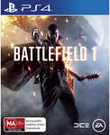 [XB1, PS4] Battlefield 1 $20 @ Big W