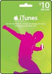 $10 US iTunes Gift Card for USD $8 (~AUD $10.37) @ PCGameSupply