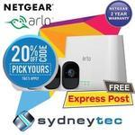 NetGear 3 Camera System Arlo Pro VMS4330 - Indoor/Outdoor Wire-Free $669.12 Delivered @ Sydneytec eBay