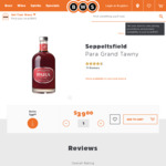 Seppeltsfield Para Grand Tawny 10yr Port - $19.50 (Half Price) @ BWS (Select Stores)