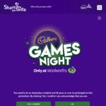Purchase 2 Cadbury Dairy Milk Blocks @ Woolworths and Redeem a Free Board Game Worth $10