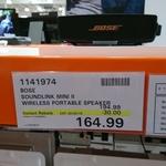 [VIC] Bose Soundlink Mini II $164.99 @ Costco Moorabbin (Membership Required)
