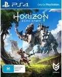 [PS4] Horizon Zero Dawn $22 @ Big W OR $19 @ Target &The Gamesmen (Instore)