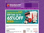 StrawberryNET ValentineDay Special, Gift Sets up to 65% off      till 14th Feb. '11