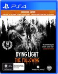 Dying Light: The Following - Enhanced Edition (PS4) - $30.99 at Amazon AU