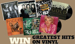 Win 1 of 4 Greatest Hits Vinyl Sets Worth $200 from Warner Music