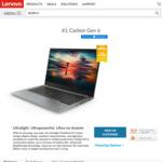 "Lenovo X1 Carbon Gen 6 / 14"" FHD / 8th Gen Intel i7-8550U / 256GB SSD / 8GB RAM / $2,049 Shipped"