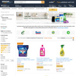 15% off Select Cleaning Items @ Amazon AU. E.g Pine O Cleen Antibacterial Disinfectant Floor 1L Now $2.12 Delivered with Prime