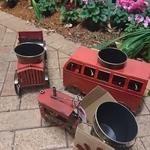 [NSW] Lotus Decorative Pot Holder $19.98 each @ Bunnings