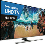 """Samsung 75"""" Ultra HD 4K TV UA75NU8000WXXY $3995 or $3495 after $500 Cashback from Samsung @ The Good Guys"""